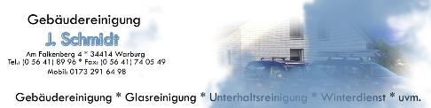 Gebäudereinigung Jürgen Schmidt