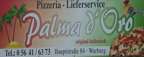 Pizzeria Palmo D´Oro