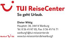 Tui Reisecenter Wittig